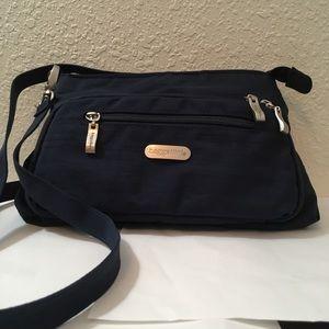 Baggallini Everyday Cross-body Bag - Blue/Green